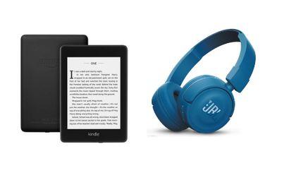 Konkurs na czytnik e-book Kindle 6 oraz słuchawki bezprzewodowe JBL T450BT