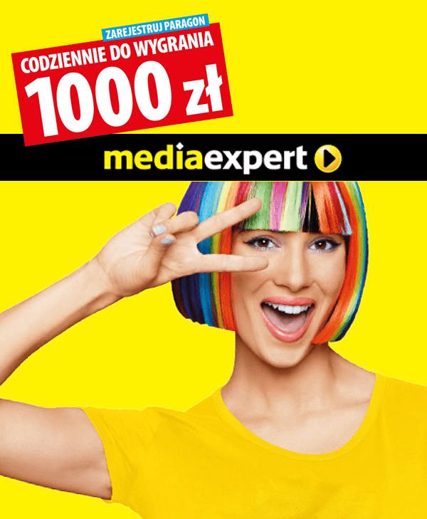 Aktualny konkurs promocyjny 2018. Konkurs media expert