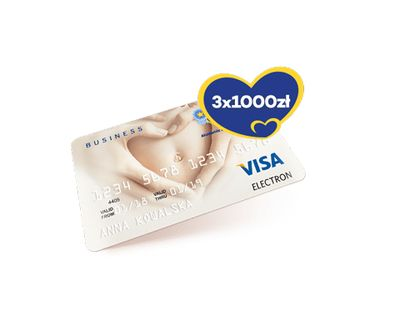 Konkurs 1000 zł na karcie podarunkowej. Konkurs promocyjny Visa. Konkurs przedmiotowy, aktualne konkursy, 2019, nagrody, pieniądze, kasa
