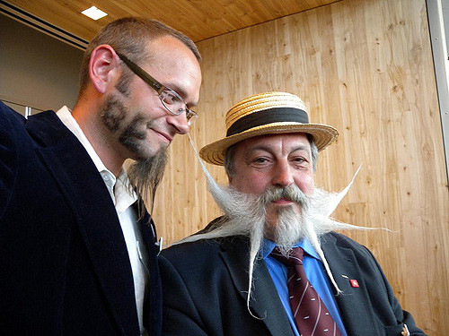 konkurs na brodę