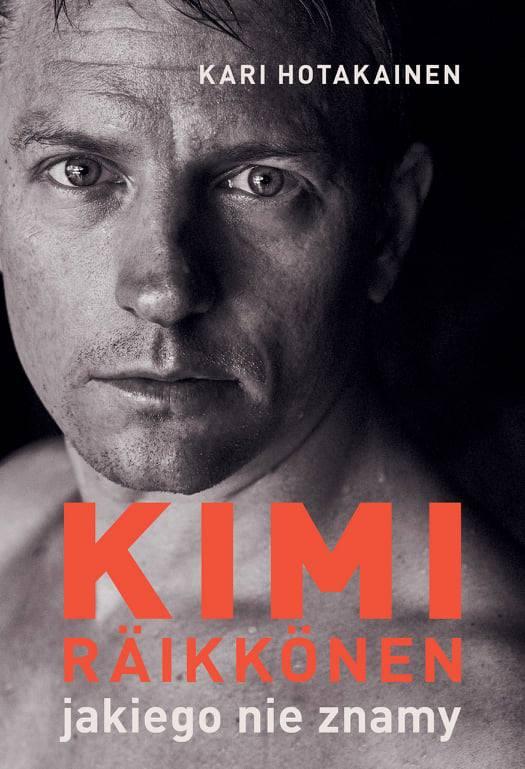 """Wygraj książkę pt. """"Kimi Räikkönen, jakiego nie znamy"""""""