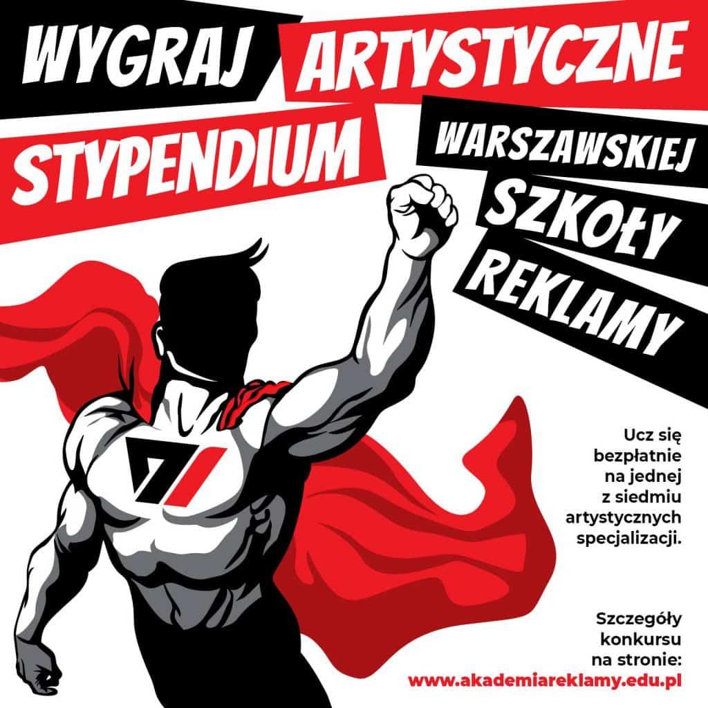Konkurs artystyczny.Wygraj stypendium artystyczne o wartości 10000 złotych!