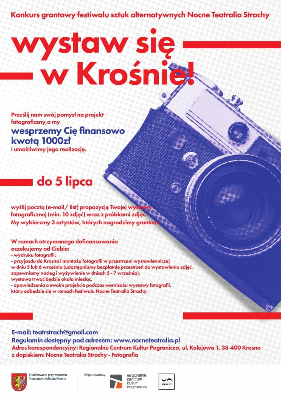 Konkurs fotograficzny 2019. Wystaw się w Krośnie.