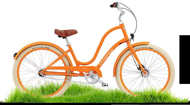 W konkursie do wygrania jest rower.