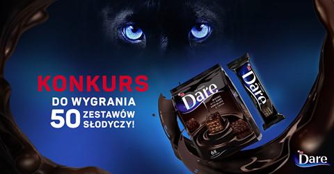Wygraj zestaw słodyczy - Konkurs na Facebooku