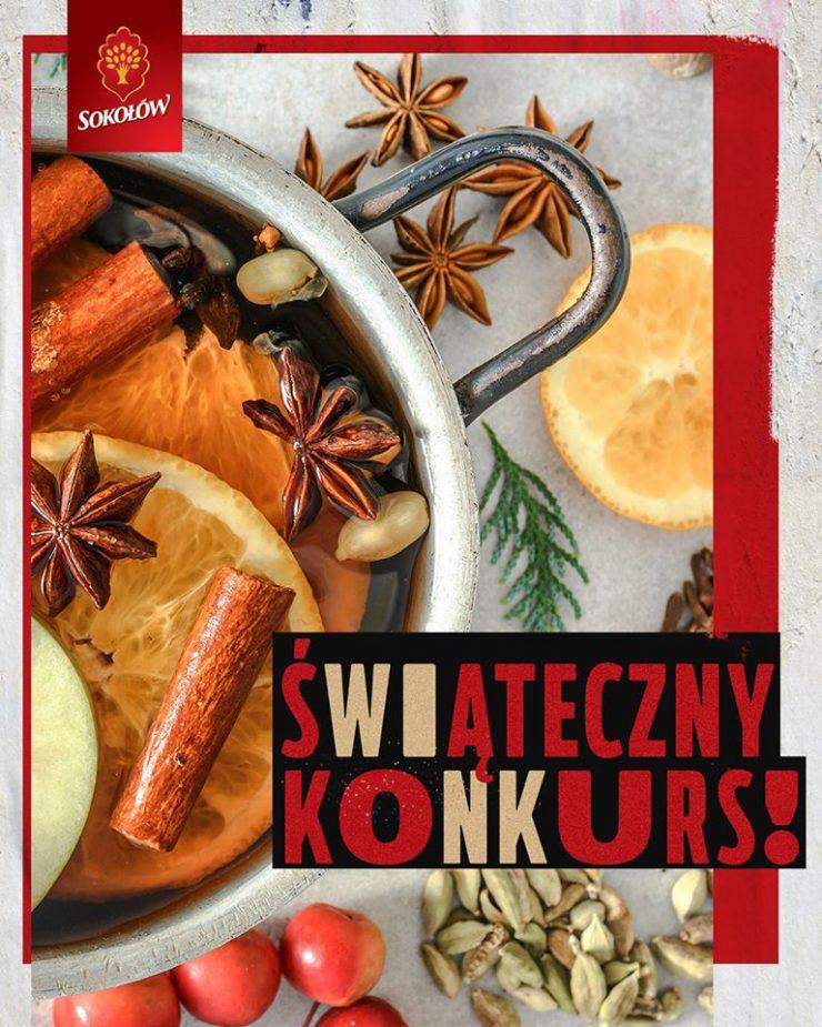 """Konkurs fotograficzny """"Święta z Sokołowem"""""""