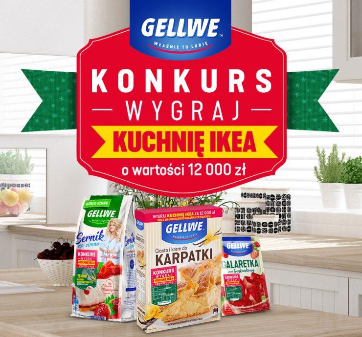 Wygraj akcesoria kuchenne - konkurs Gellwe