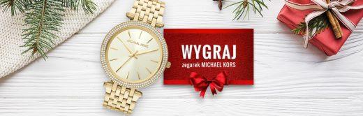 Wygraj zegarek marki Michael Kors Darci