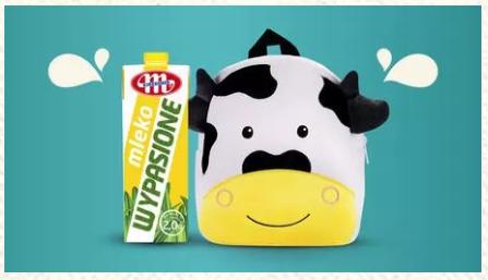 """Loteria promocyjna """"Wygraj krowę z mlekiem"""""""