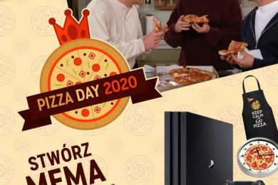 """Konkurs graficzny """"Dzień Pizzy """""""