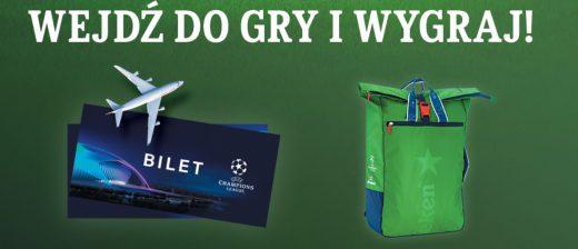 Wygraj wyjazd na mecze Ligi Mistrzów!