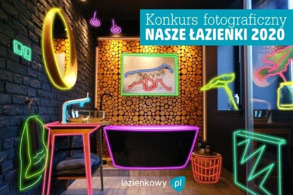 Konkurs fotograficzny Nasze łazienki