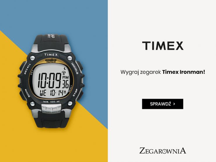 Timex vs home office - wygraj zegarek!