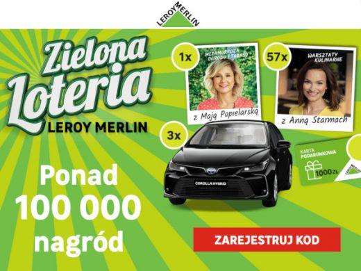 Loteria promocyjna Leroy Merlin 2020