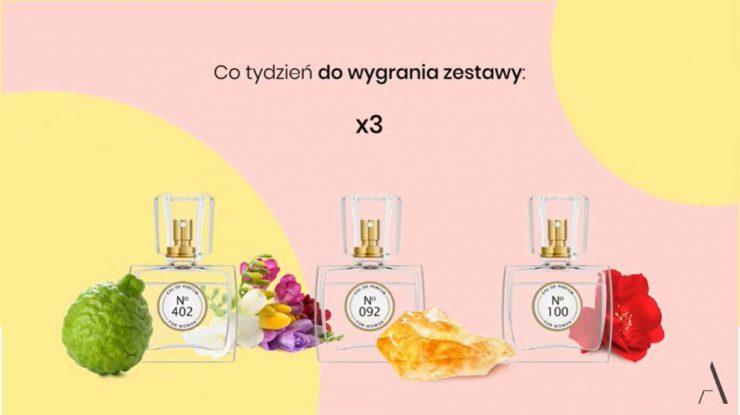 Wygraj zestaw perfum! #nieograniczajsie