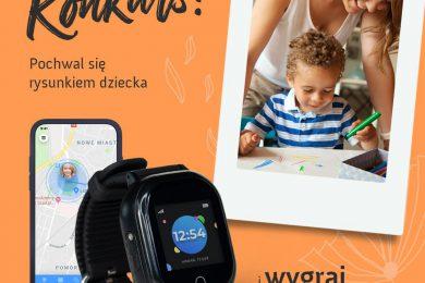 """Konkurs """"Bądź Kreatywny"""" - wygraj smartwatch z GPS"""
