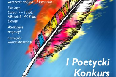 Ogólnopolski konkurs poetycki Klubu Anima