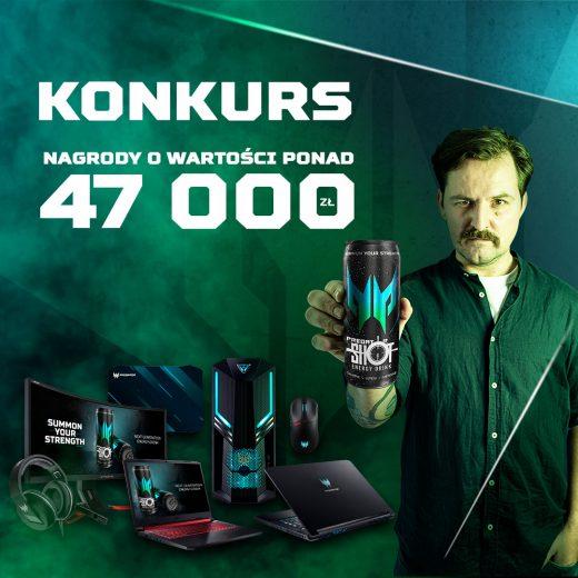 Konkurs dla graczy - nagrody za ponad 47 tys. zł