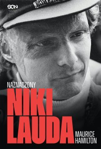 """wygraj książkę """"Niki Lauda. Naznaczony""""!"""