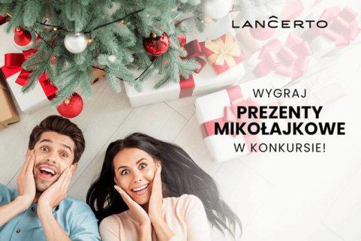Konkurs mikołajkowy Lancerto