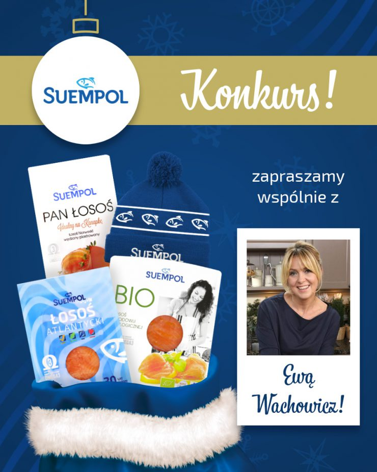 "Konkurs kulinarny ""Kuchnia Pana Łososia"""
