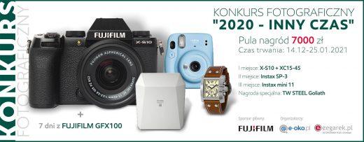 """Konkurs fotograficzny """"2020 - Inny świat"""""""