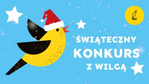 Świąteczny konkurs z Wilgą
