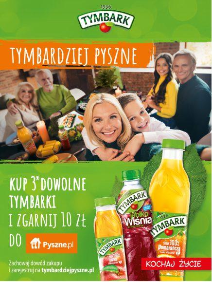 Tymbardziej Pyszne - konkurs promocyjny
