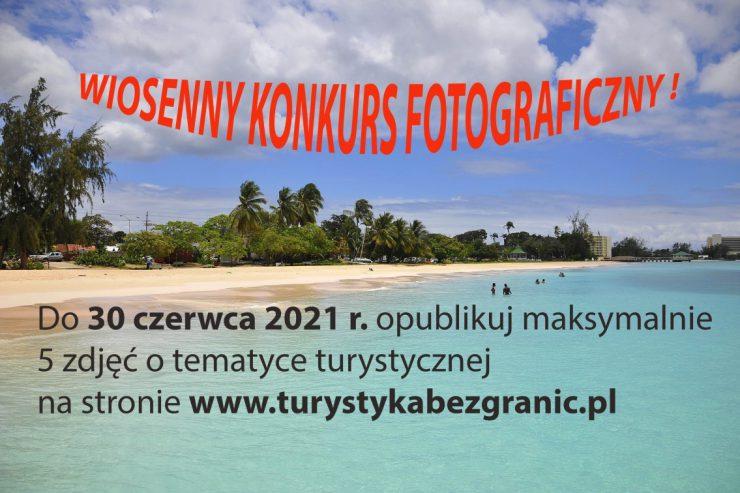 Wiosenny konkurs fotograficzny
