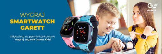 Wygraj zegarek - konkurs online