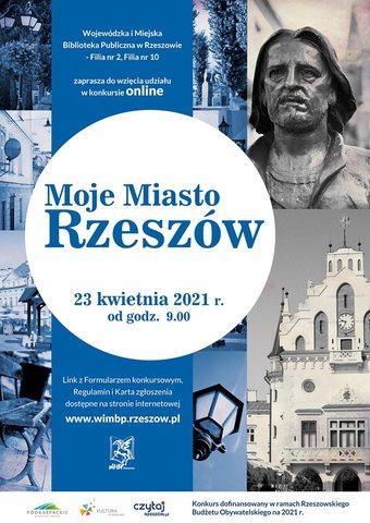 Konkurs online Moje Miasto Rzeszów