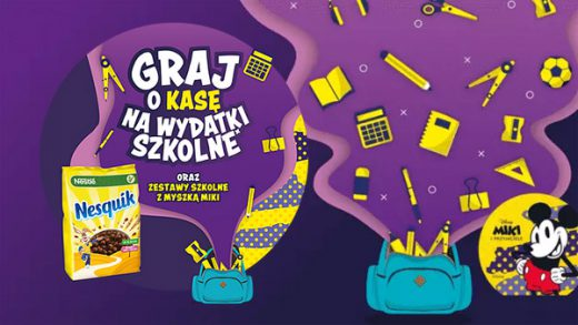 Konkurs Nestle - wygraj pieniądze
